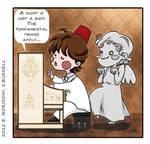 Comic Who - Casablinka