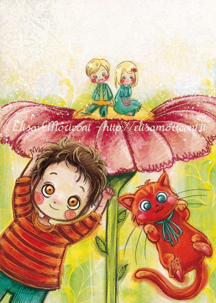 Cover - Ugo Tea e i piccoli gesti by elisamoriconi