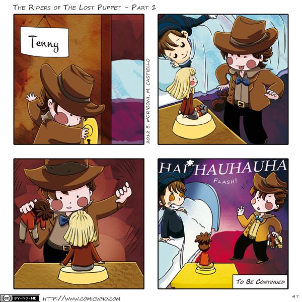 Hell Kitchen Comic