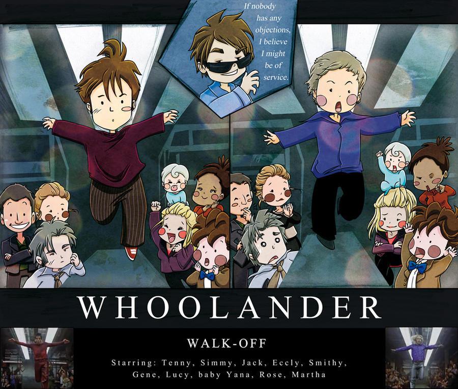 Whoolander by elisamoriconi