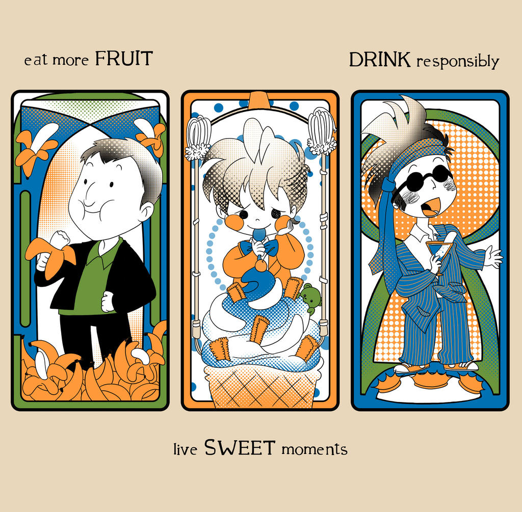 Please Vote Us - Eat Live Drink tshirt by elisamoriconi