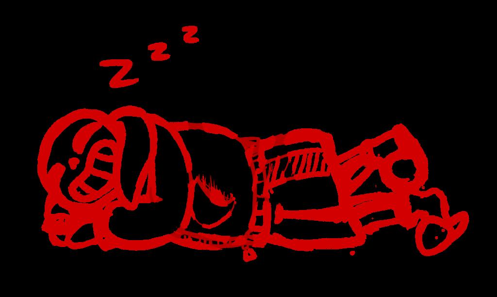 He sleep by AddahAndChestnut