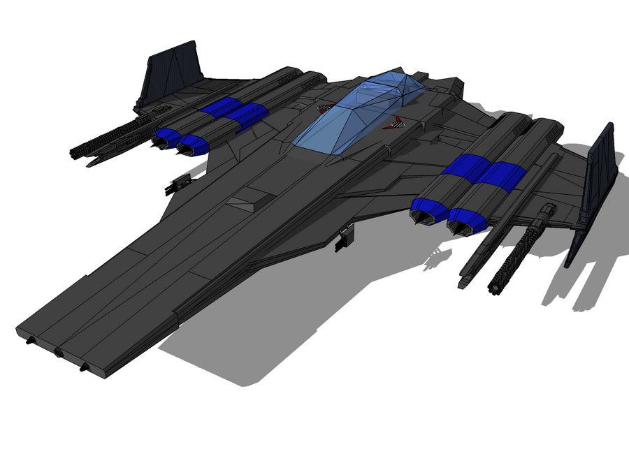 SF-81A Black Knight -render-