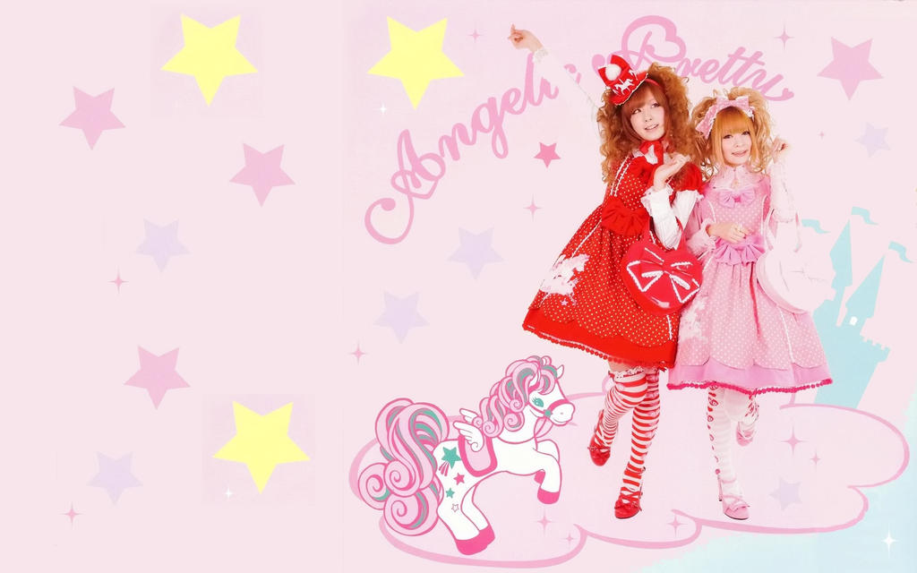 pretty wallpaper. angelic pretty wallpaper 4 by