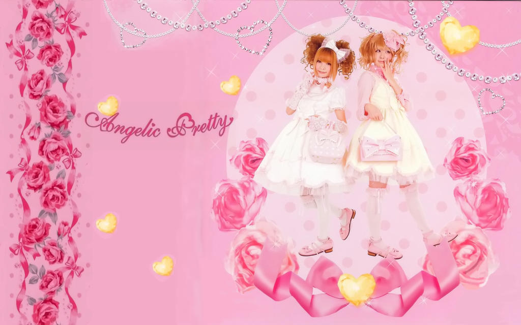 pretty wallpaper. angelic pretty wallpaper 9 by