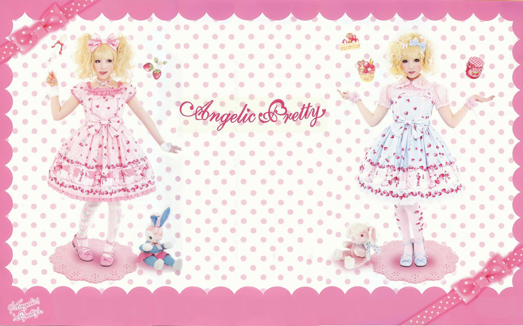 pretty wallpaper. angelic pretty wallpaper 12 by