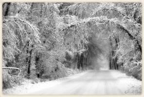 Winters Passage by DethEternl
