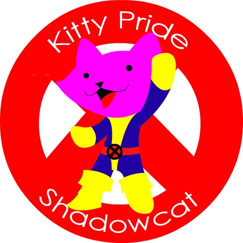X-men:Kitty Pride:Shadowcat: by el-dark-link