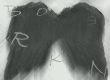 On Broken Wings by AFY by lockedinside