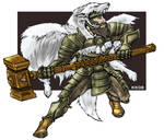 Cleric of Dumathoin