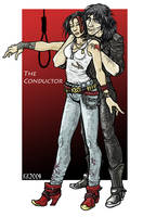 Illustration: The Conductor by Nephtis