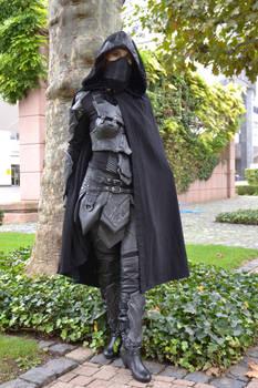 Nightingale Armor Cosplay