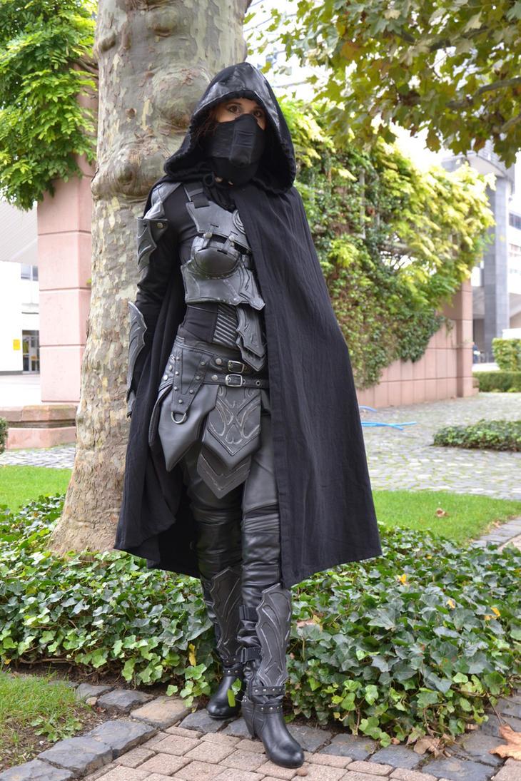 Nightingale Nightingale Armor Cosplay by
