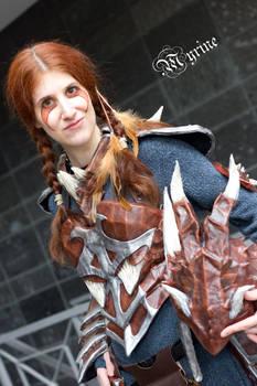 Dragonscale Dovahkiin