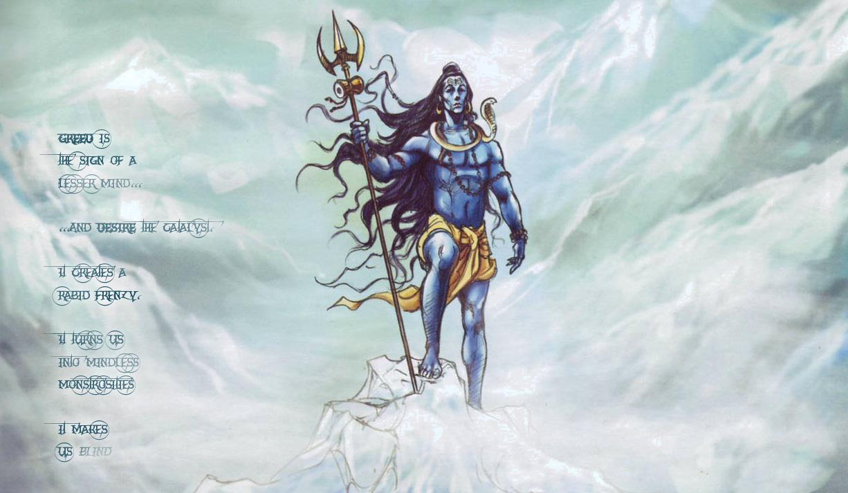 Rudra By Lakshmann On Deviantart