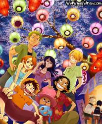 One Piece - Garden by meiwren