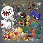 Mario Monsters