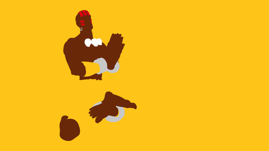 Dhalsim Wallpaper by Kevichan