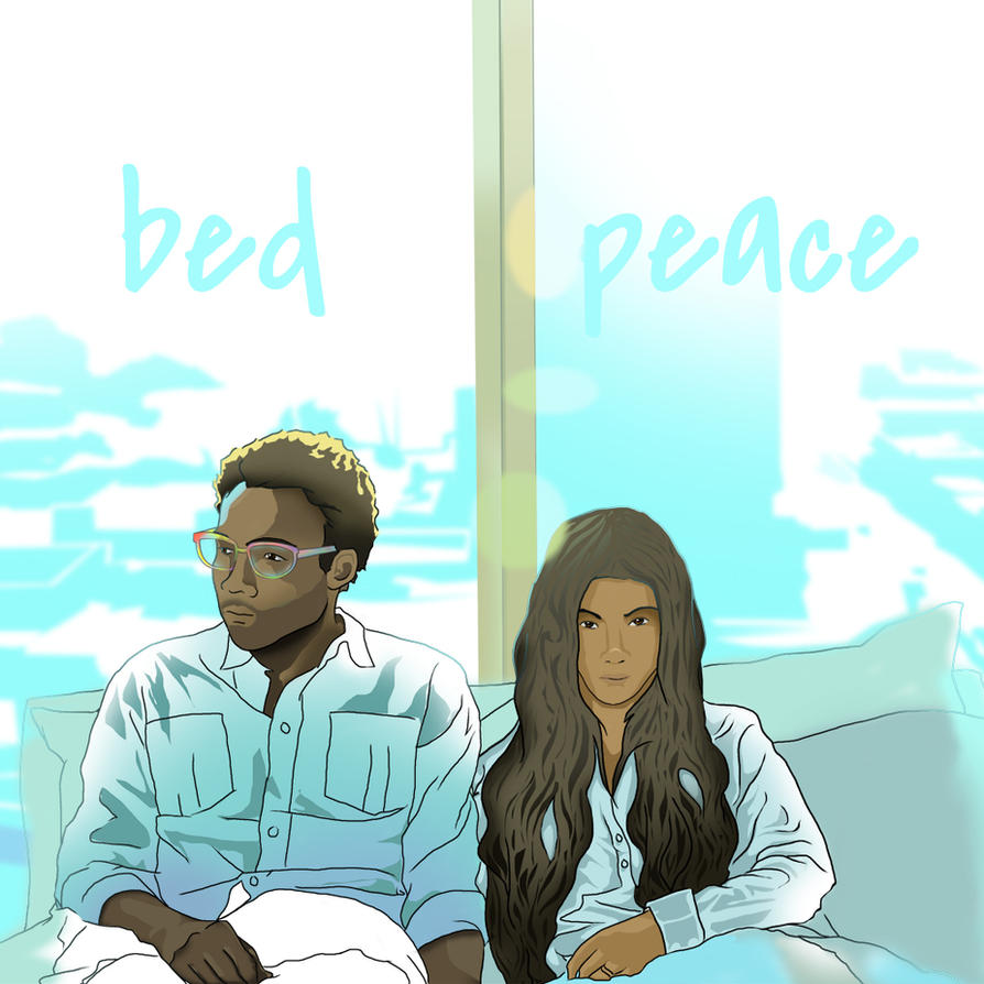 Jhene Aiko Bed Peace Tumblr Bed peace by evolvedartistBed Peace Jhene Aiko