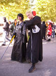 Xion and Luxord - Lucca  09