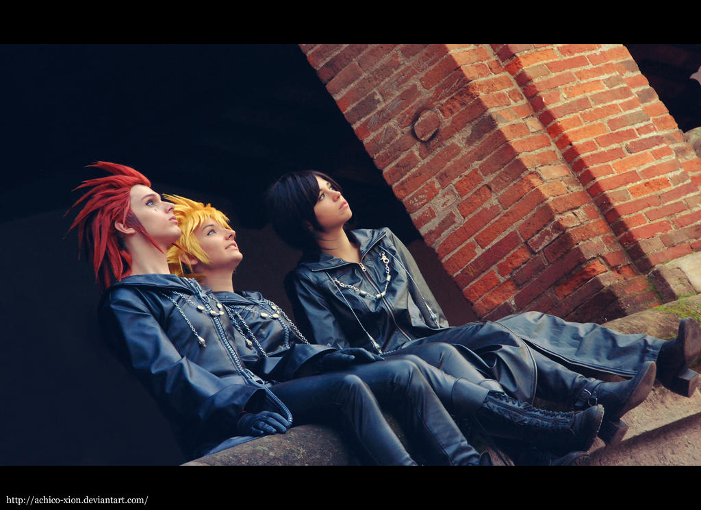 Those sunsets...still got them memorized? by Achico-Xion