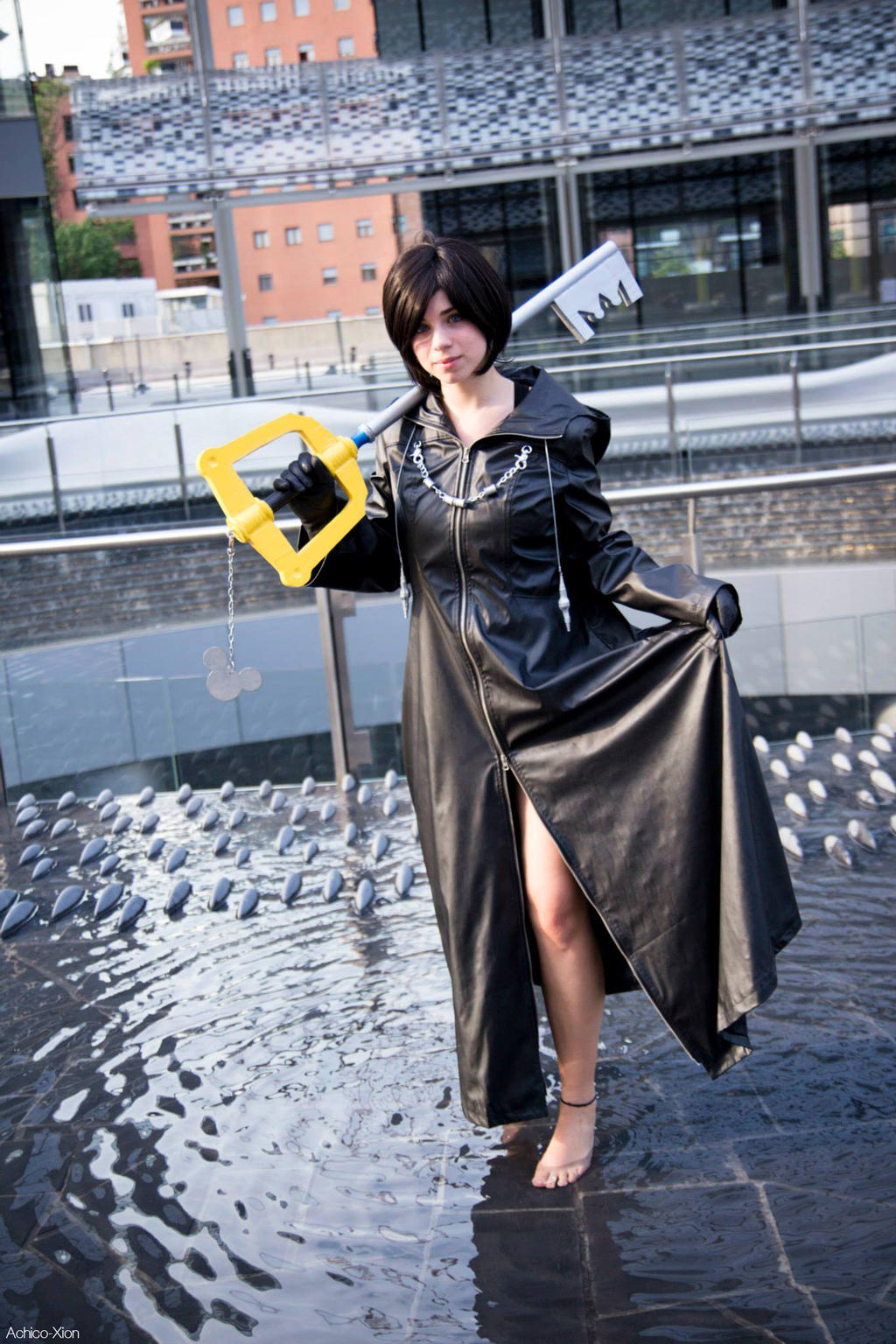 Xions Cosplay by Achico-Xion on DeviantArt