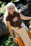 Daenerys - Qarth's outfit