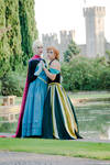 The queen and the princess of Arendelle
