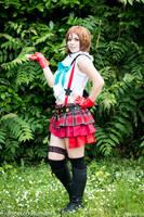 LL - Hanayo cosplay by Achico-Xion