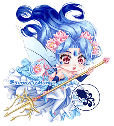 [+Video] Aquarius Zodiac 2019 by jennylizmanga