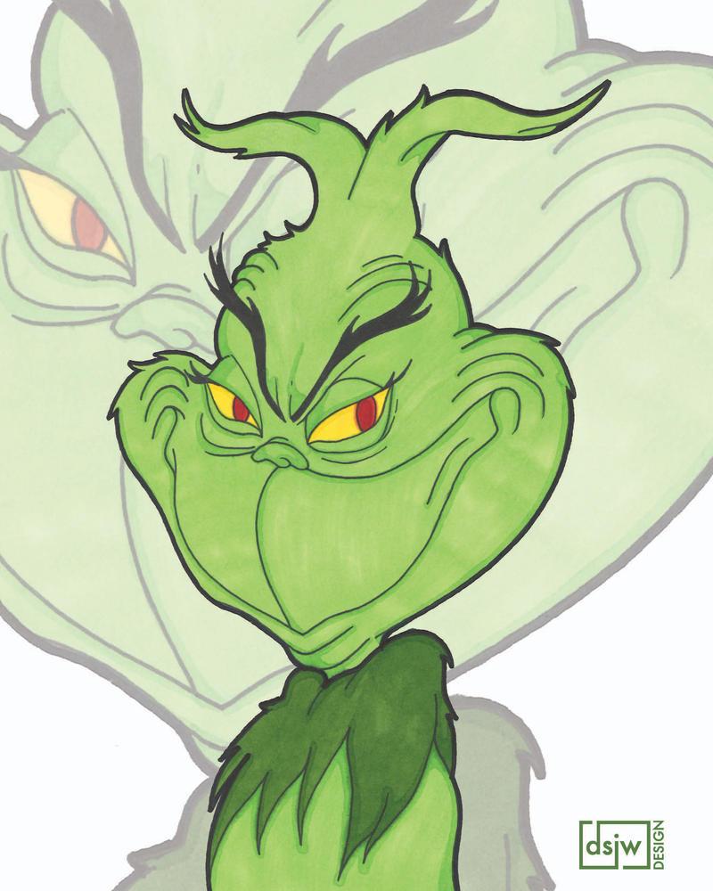 The Grinch by dsjw710