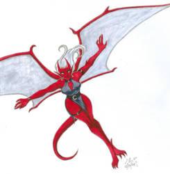 Red Garg by GillyPerkyGoth