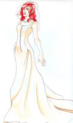 061410 Wedding Gown