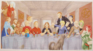 100610 The Last Supper