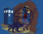 071313 Elisa and the TARDIS