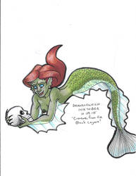 101915 DI Creature from the Black Lagoon color by GillyPerkyGoth