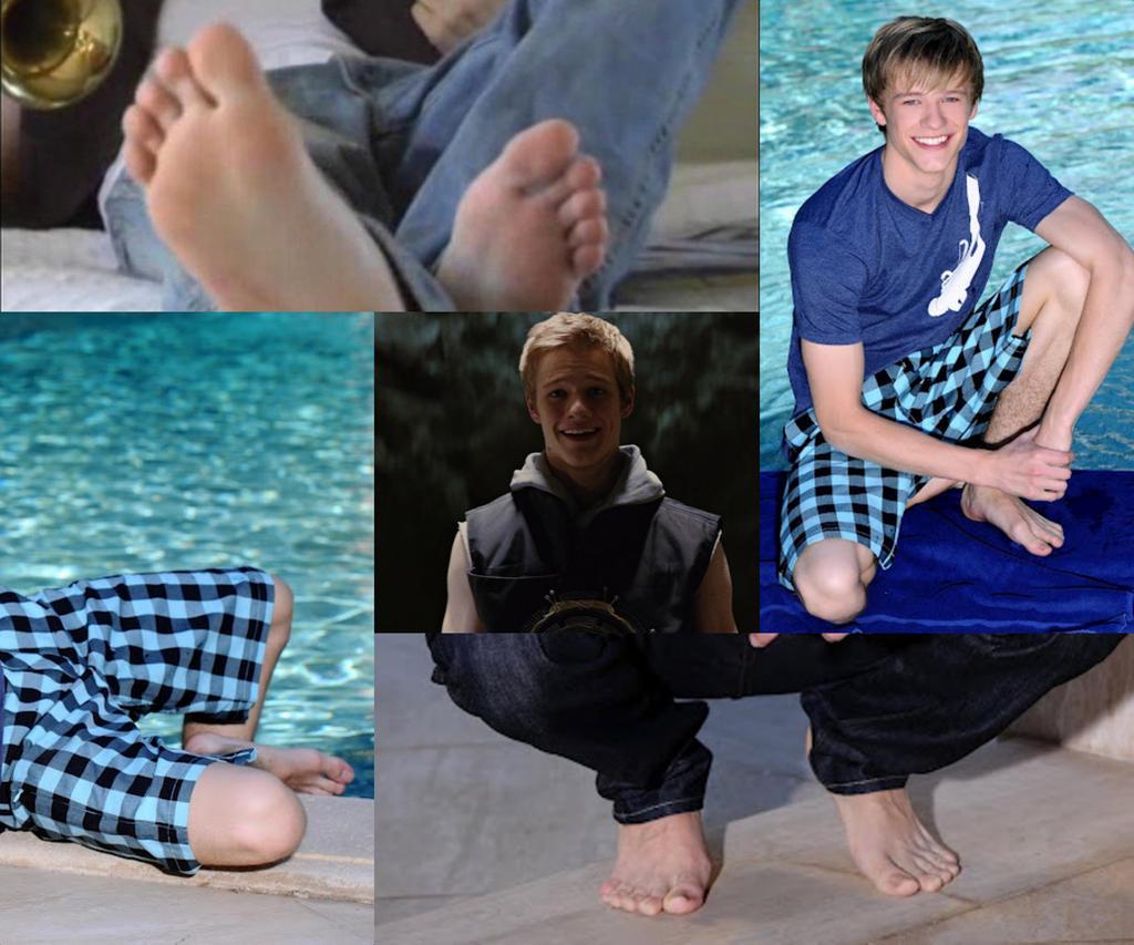 lucas till barefoot collage by tickler24 on deviantart