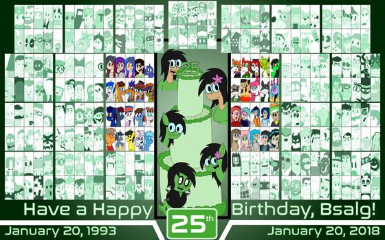 25th Birthday Celebration