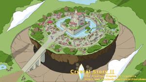Floating Kingdom of Crystalia