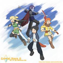 Crystal Story II Character Ultimates