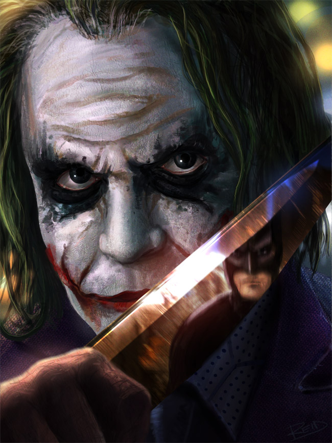 Dark_knight_JOKER by rishi1592