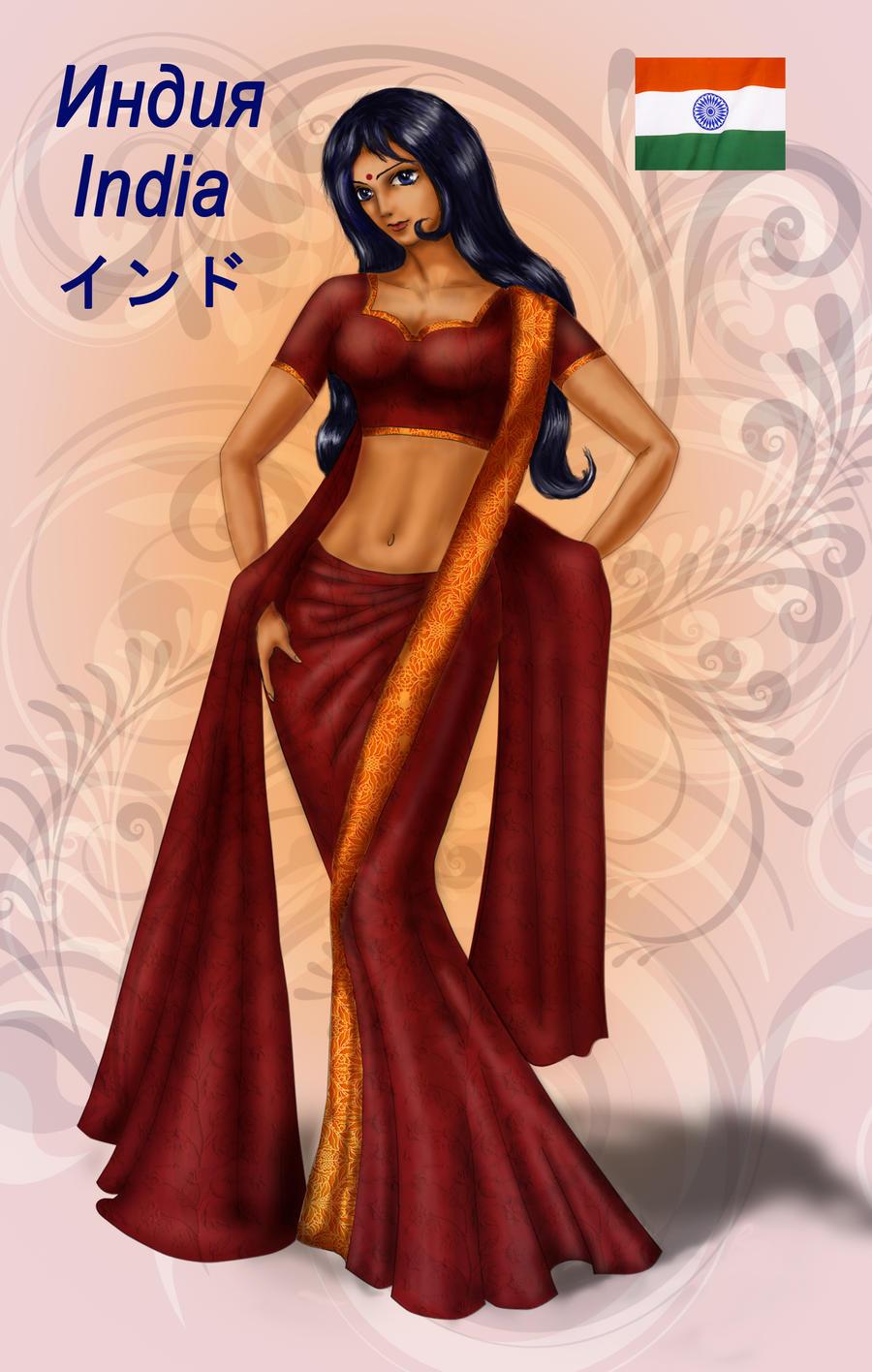 India by Keylali