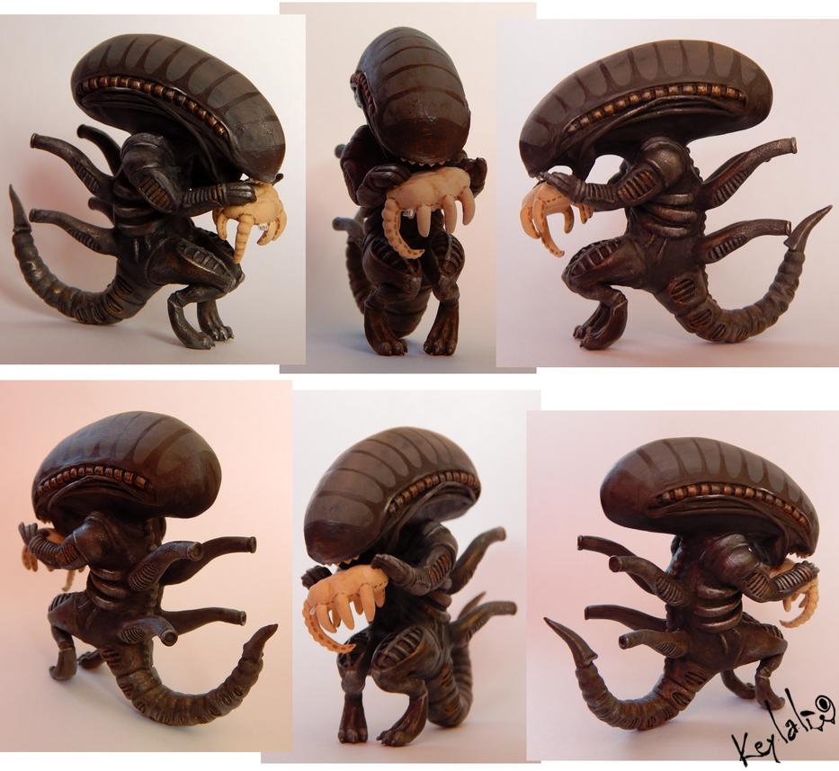 Alien by Keylali