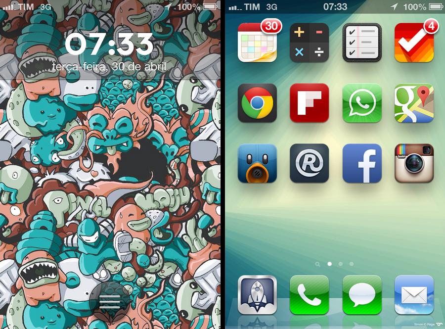 iPhone 35SS by alovisco