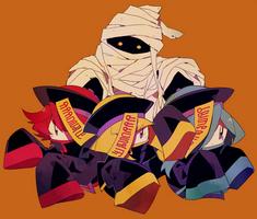 Jamba disguises
