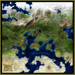 The Known World of Eriond