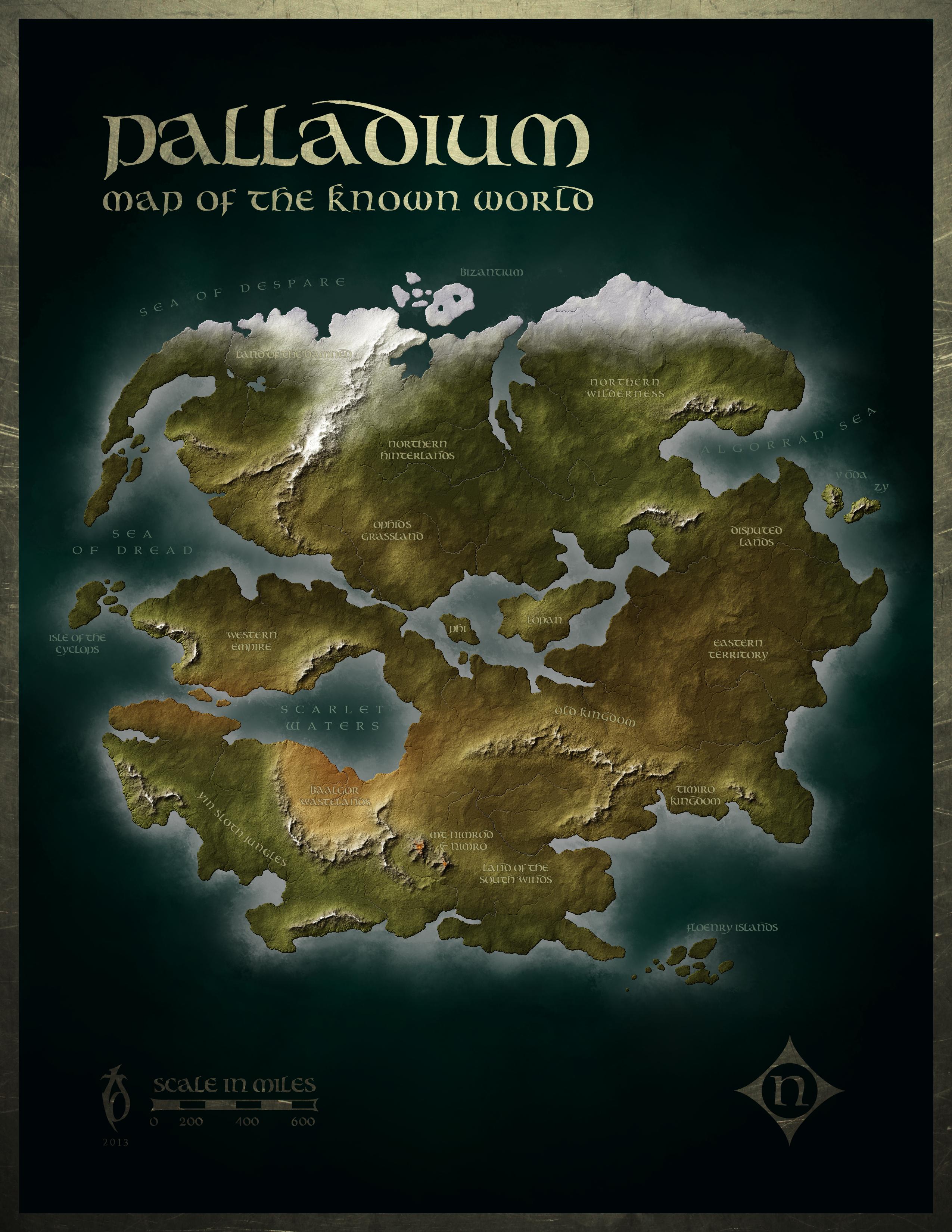 Palladium by arsheesh