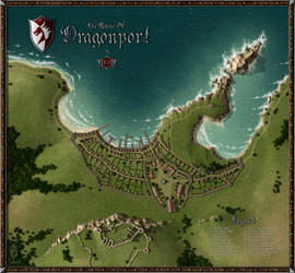 The Ruins of Dragonport