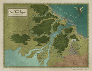 Great River Region Commission by arsheesh