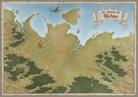 The Kingdom of Ushan by arsheesh